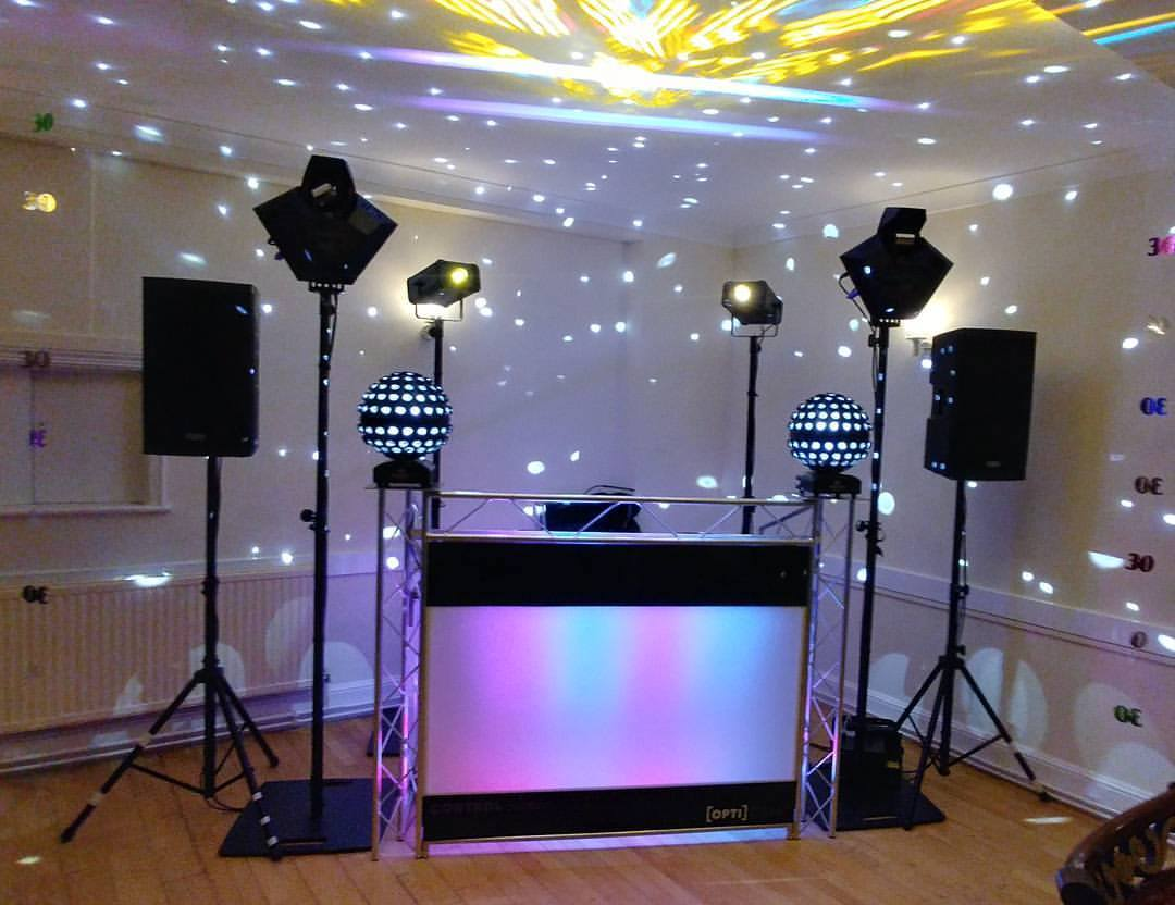Mobile Disco Photo